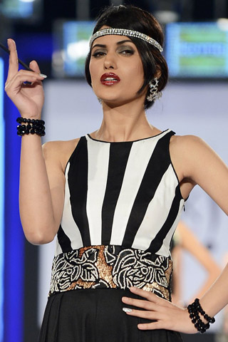 Karma Collection at PFDC Sunsilk Fashion Week 2013