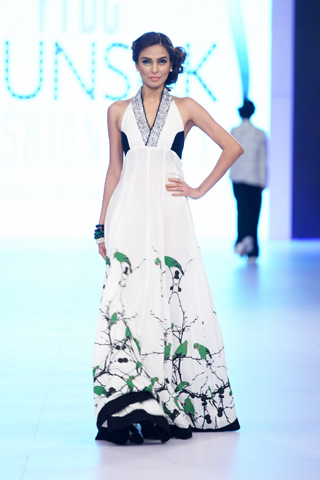 Karma Collection at PFDC Sunsilk Fashion Week  2014, Day 1
