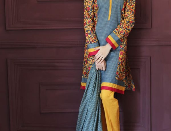 Khaadi Winter Unstitched Collection 2015