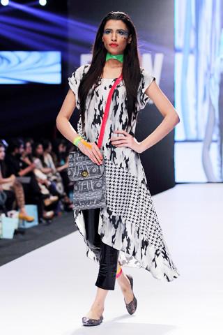 Kolachi Collection by Gulabo at Fashion Pakistan Week 2014 Day 2