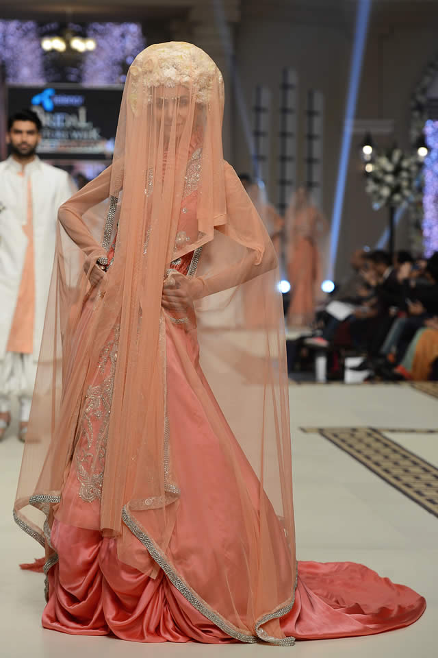 Bridal Parisa Collection 2014 by Kuki Concept TBCW