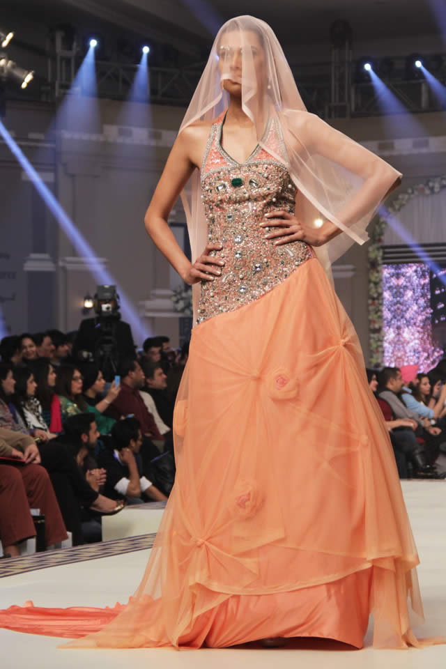 Bridal Parisa Collection Latest by Kuki Concept TBCW
