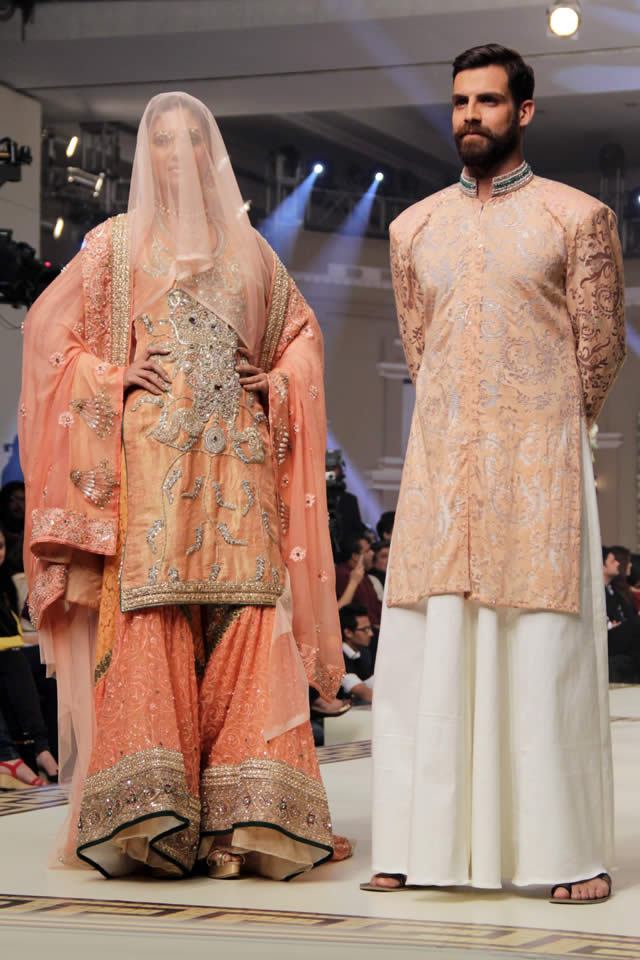 Bridal Parisa Collection by Kuki Concept TBCW