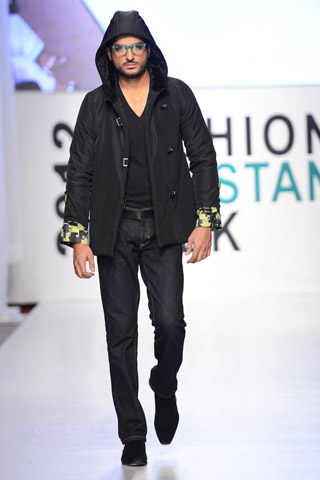 Kuki Concept Collection at FPW 2012 Day 1