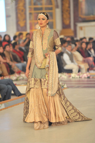 Kuki Concept Collection at Pantene Bridal Couture Week 2013 Day 3