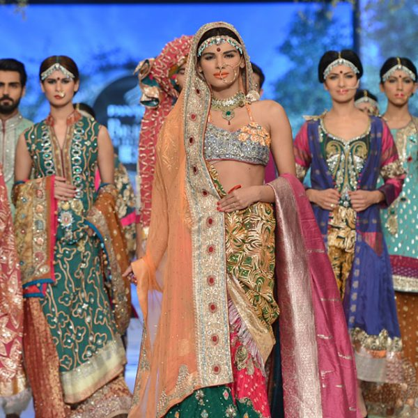Kuki Concept Bridal Collection at PBCW 2014 Day 1