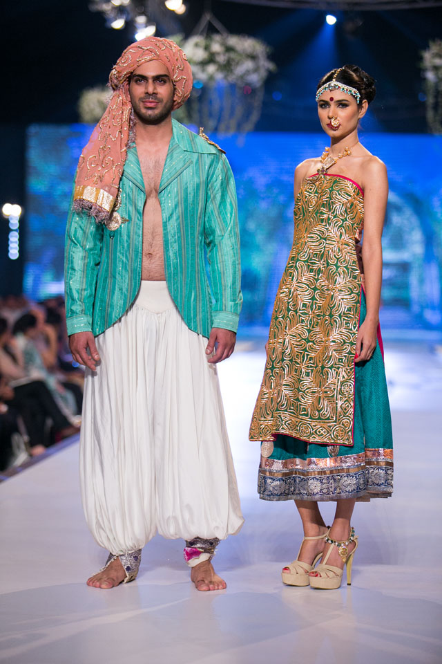 Kuki Concept Bridal PBCW 2014 Collection