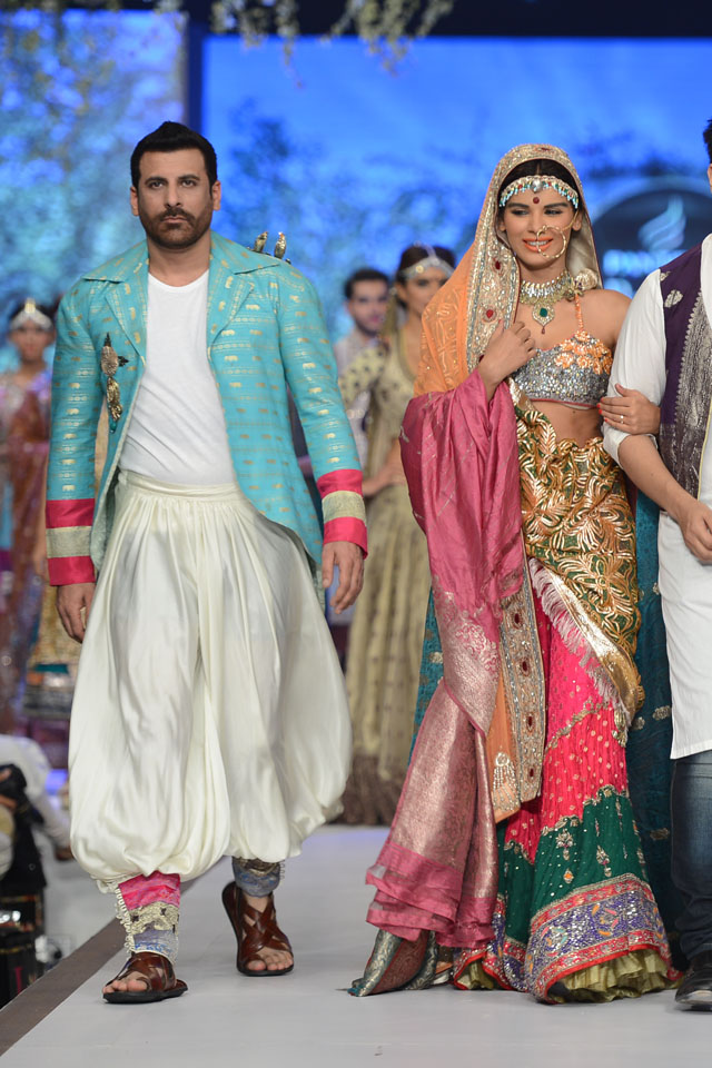 2014 Kuki Concept Bridal PBCW Collection