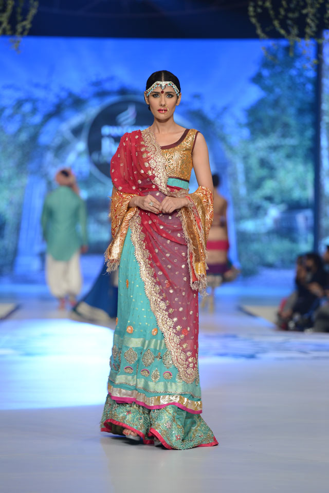 Kuki Concept 2014 PBCW Bridal Collection