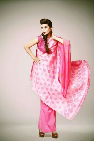Kuki Concepts Latest 2013 Lawn Collection