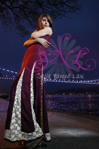 Lace & Luxe Collection 2013 by SNL, Latest Collection by Sofia Naveed