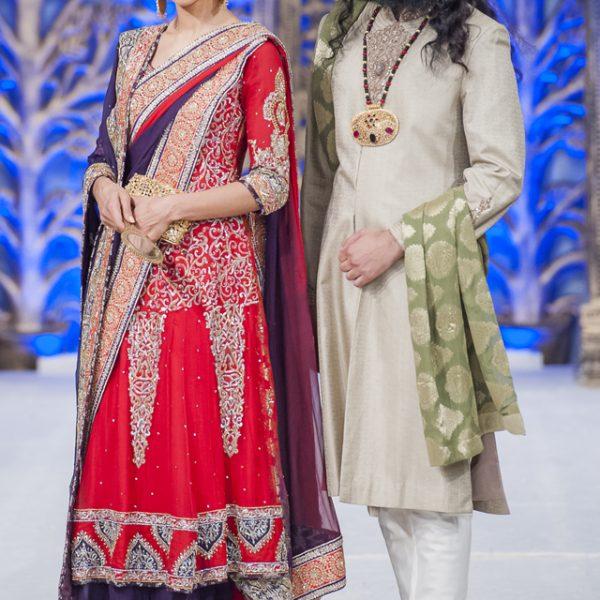 Lajwanti Bridal Collection at Weddings of Asia London 14