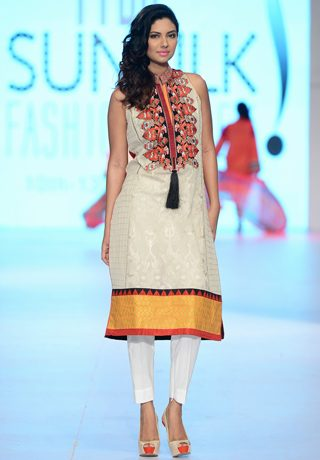 Lakhani Collection at PFDC Sunsilk Fashion Week 2014 Day 4