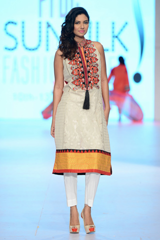 Lakhani Collection at PFDC Sunsilk Fashion Week 2014 Day 4