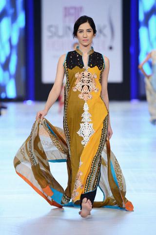 Lakhani Summer Collection at PFDC Sunsilk Fashion Week 2013 Day 3