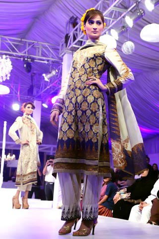 Latest 2014 Lawn Collection by JJ Valaya