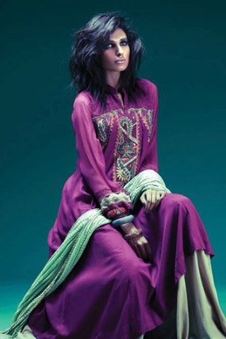 Latest Autumn Winter Collection 2012 by Fnk Asia, Winter Collection 2012