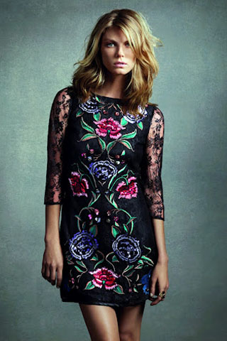 Latest Autumn/Winter Collection 2012 by Monsoon