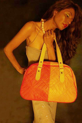 Latest Handbags Collection 2012 by Mahin Hussain Accessories