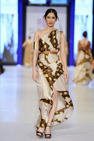 Layla Chatoor Collection at PFDC Sunsilk Fashion Week 2013 Day 3
