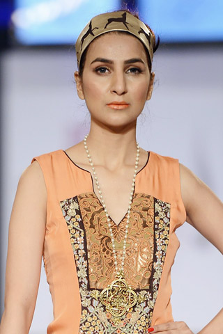 Layla Chatoor Spring Collection at PFDC SFW 2013