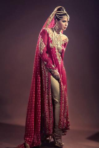 Maheen Karim Bridal Collection 2013, Bridal Dresses 2013