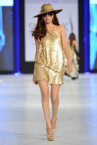 Maheen Karim Collection at PFDC Sunsilk Fashion Week 2013 Day 4