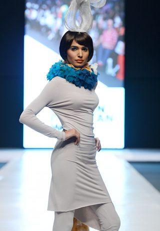 Maheen Khan Collection at Fashion Pakistan Week 2013 Day 1 Karachi