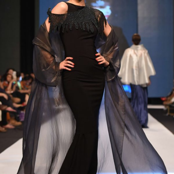 Maheen Khan 'To Karachi with Love' Collection at FPW14