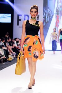Mahin Hussain Spring/Summer 2014 Accessories for Women Presented at Fashion Pakistan Week Day 3.