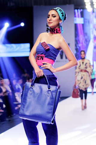 Mahin Hussain 2014 Spring Collection