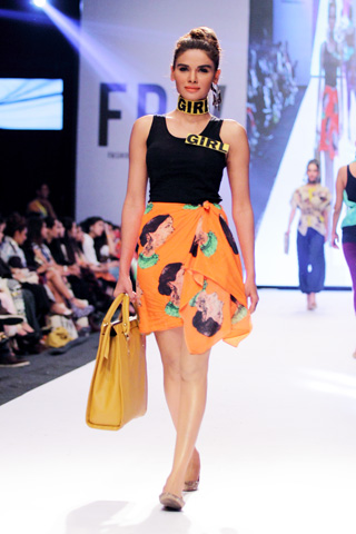 Mahin Hussain FPW Spring Collection