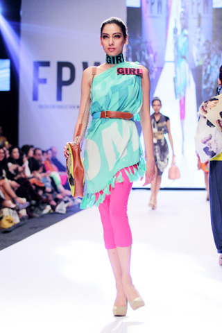 2014 Mahin Hussain Spring FPW Collection