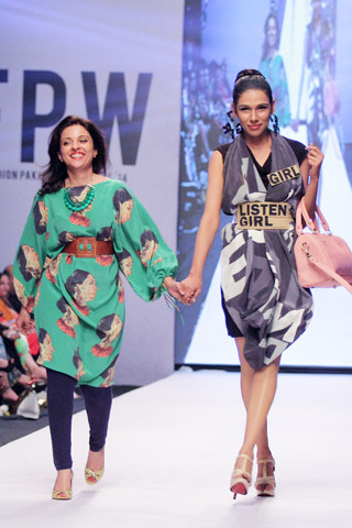 FPW Mahin Hussain Spring Collection