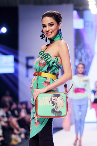 Mahin Hussain Spring 2014 FPW Collection