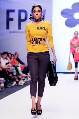Mahin Hussain FPW 2014 Spring Collection