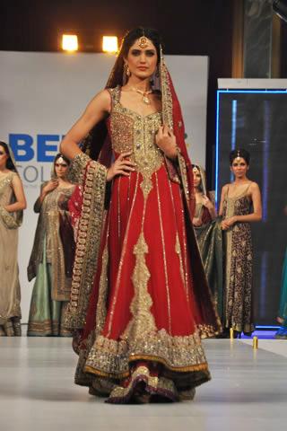 Mehdi Collection at Berger Color Vogue Fashion Show
