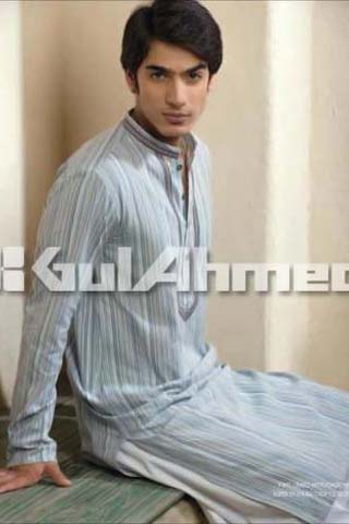 033a13cd3a Men's Kurta Shalwar Collection 2012 by Gul Ahmed, Men's Collection 2012