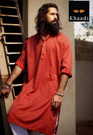 Menswear Casual Kurta Collection 2012 by Khaadi, Menswear Casual Kurta Collection