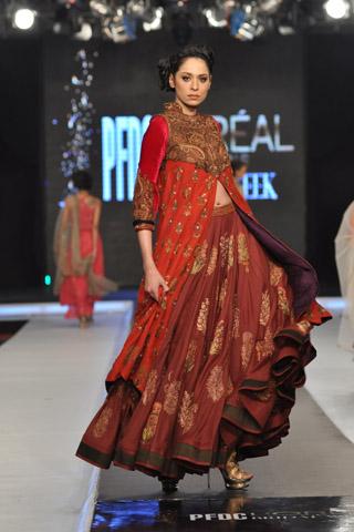 Misha Lakhani Collection at L'Oreal Paris Bridal Week 2012 Day 1, PLBW 2012