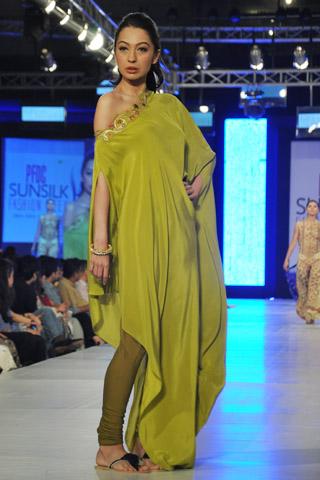 Misha Lakhani Collection at PFDC Sunsilk Fashion Week 2013 Lahore