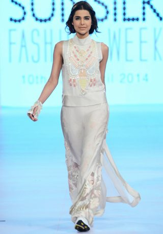 Mohsin Ali for Libas at PFDC Sunsilk Fashion Week 2014 Day 1