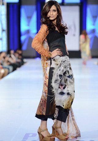 Moon Textile Collection at PFDC Sunsilk Fashion Week 2013 Day 2