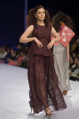 Nickie Nina Collection at PFDC Sunsilk Fashion Week 2014 Day 1