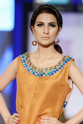 Nickie Nina Spring 2013 Collection at PFDC SFW