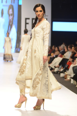 2014 Nida Azwer Spring Collection