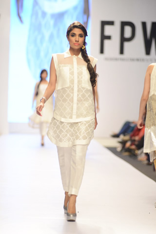 Nida Azwer Spring FPW Collection