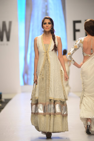 Nida Azwer Spring FPW 2014 Collection