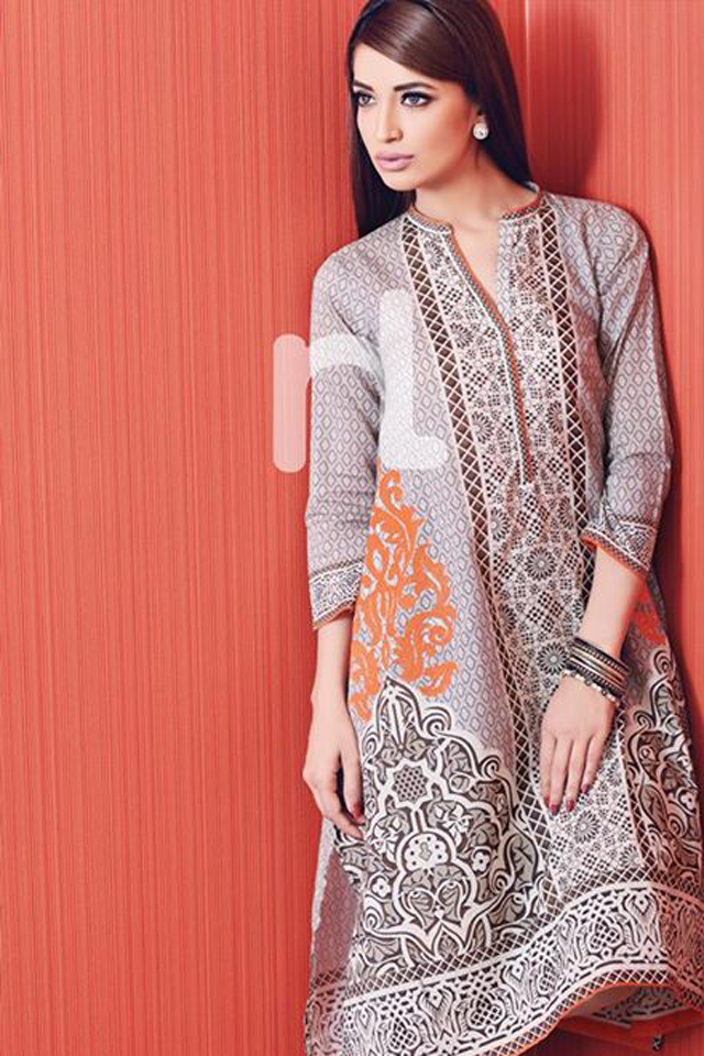 Nishat Casual 2014 Summer Collection