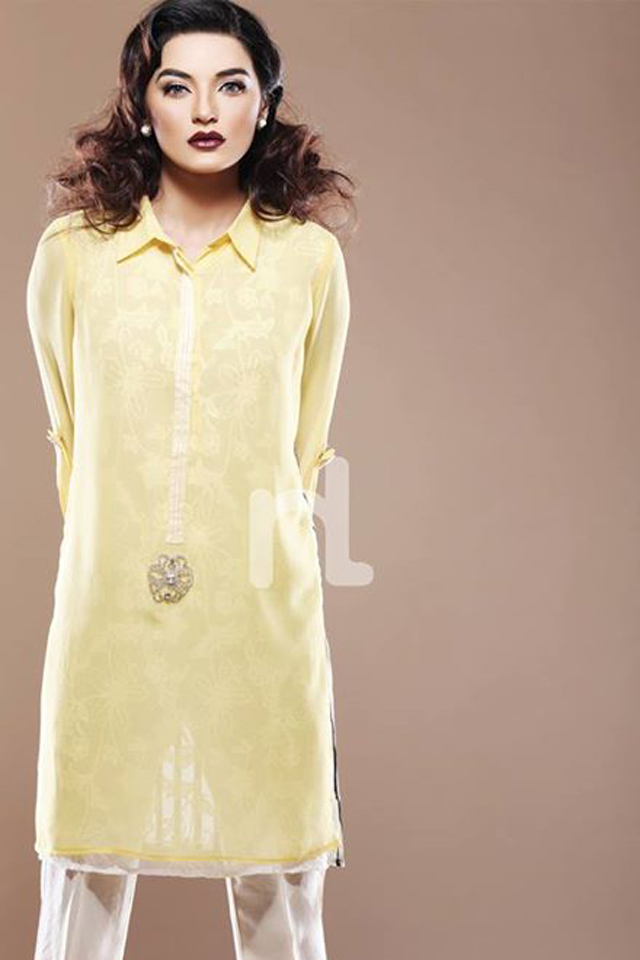 Nishat Summer 2014 Casual Collection